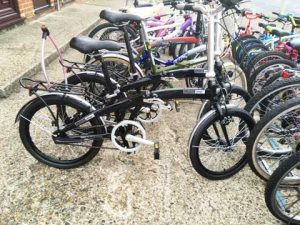 Claud-Butler-Cirrus-Folding-Bike-for-sale-Hythe