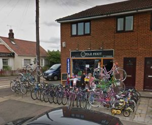 Cycle-Fixit-Bike repairs Herne Bay